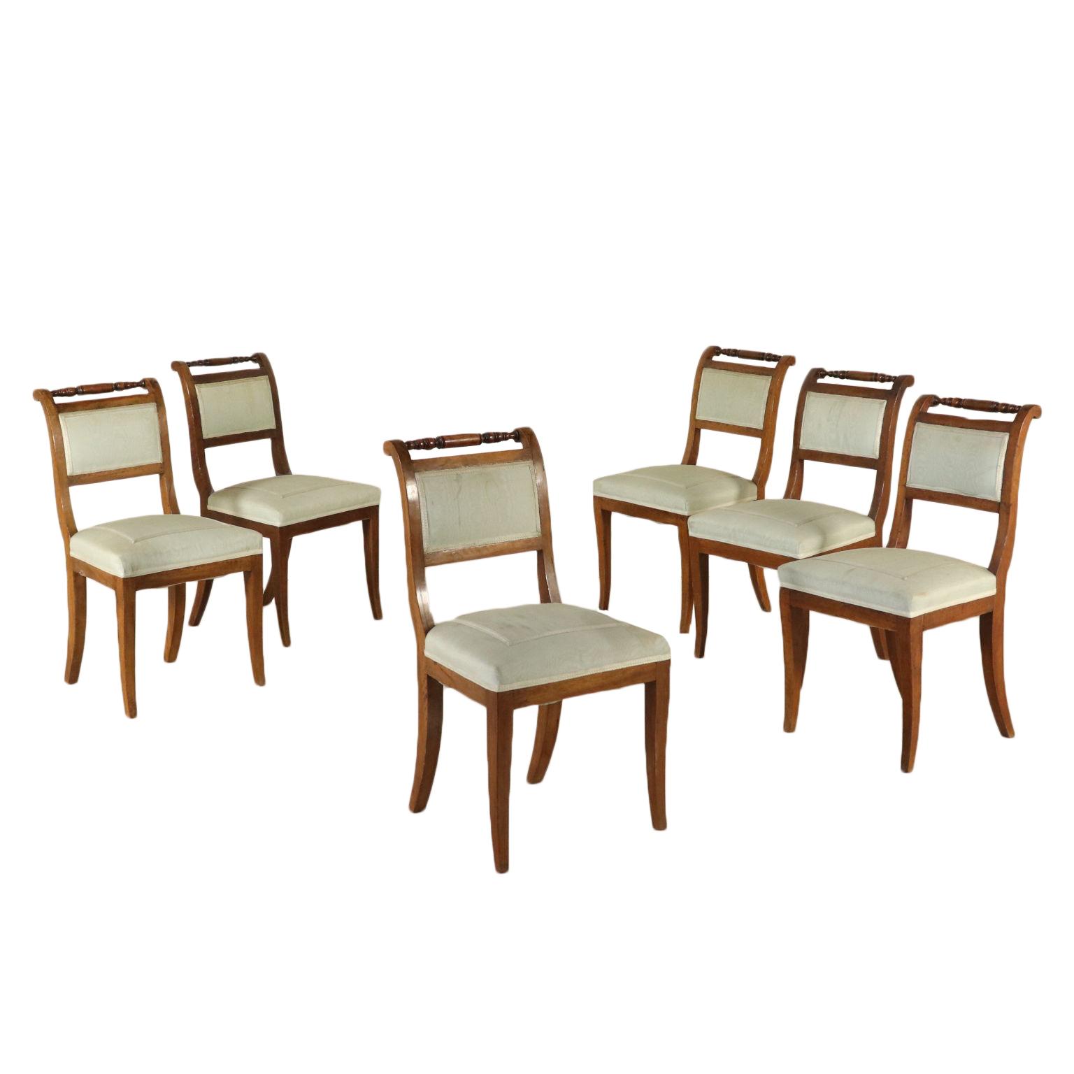 Gruppo sedie restaurazione sedie poltrone divani for Poltrone sedie