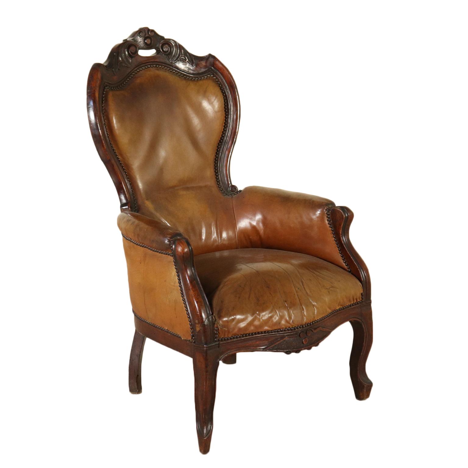 Poltrona luigi filippo sedie poltrone divani for Poltrone sedie
