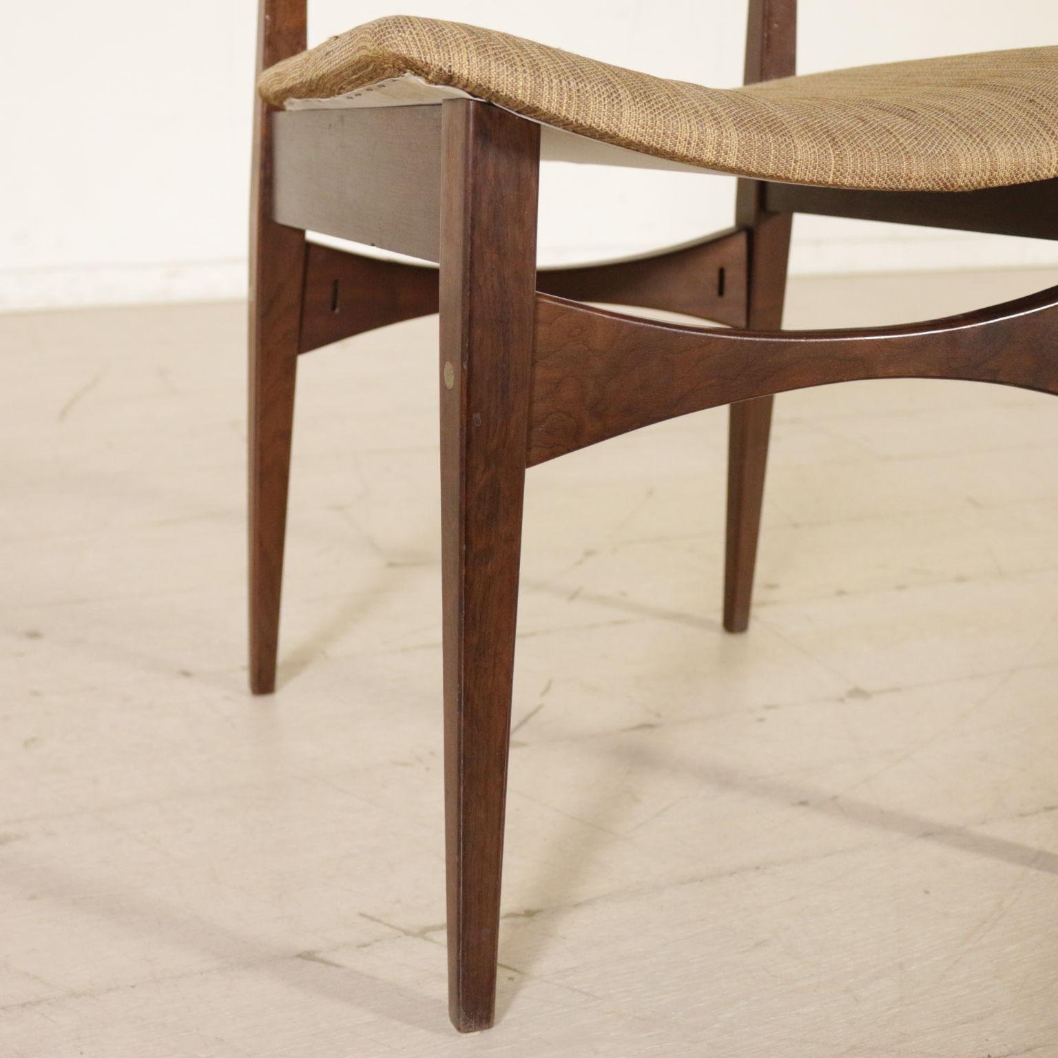 Sedie anni 60 sedie modernariato for Sedie particolari