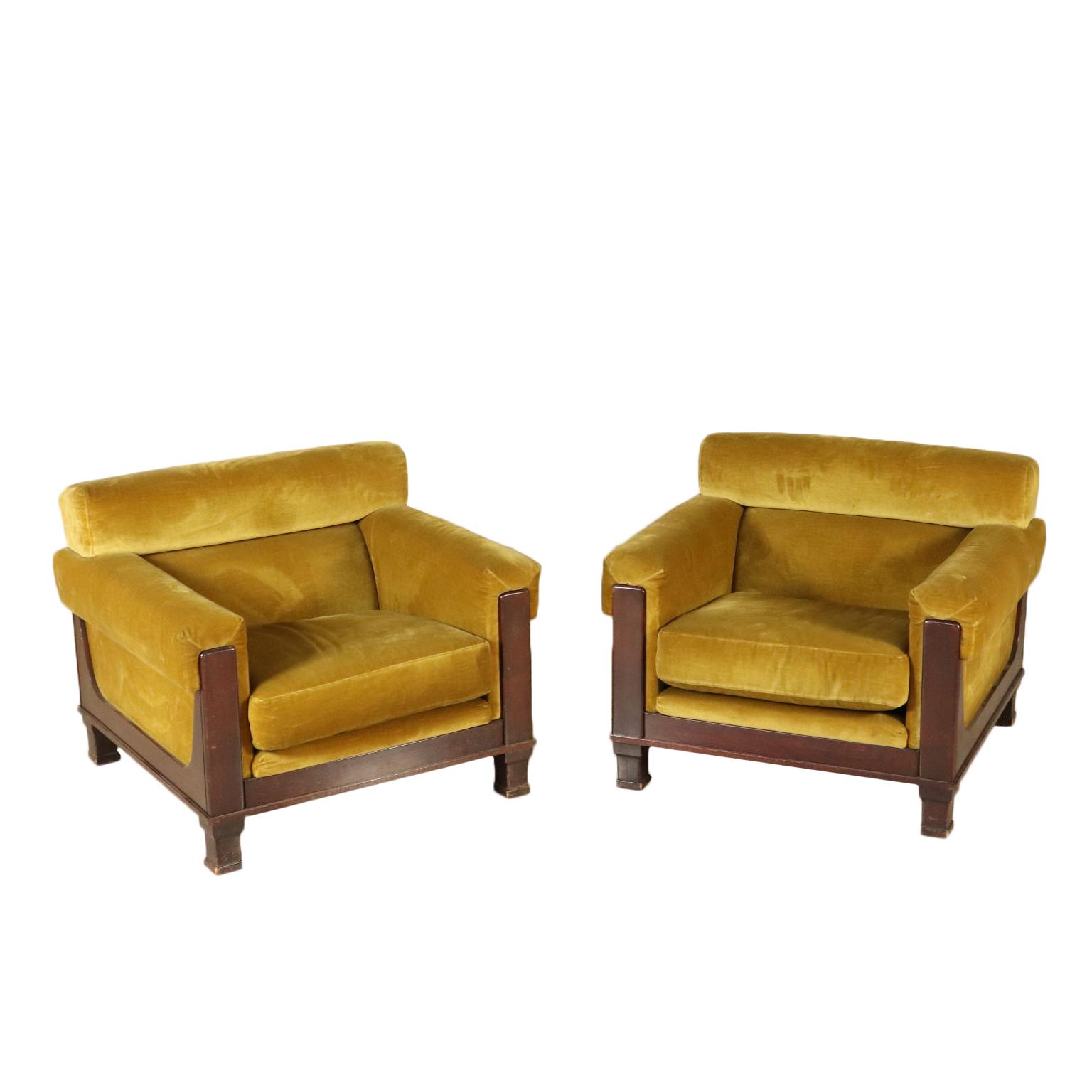 Sessel 60er Jahre