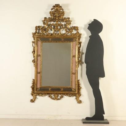 Specchiera in stile barocco specchi e cornici antiquariato - Specchi in stile ...