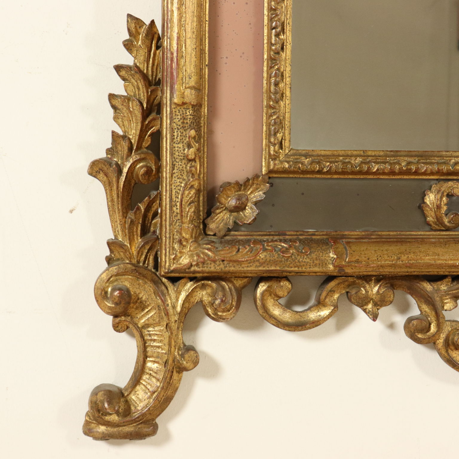 5161c8dd39a Mirror Baroque Style Piedmont Italy 20th Century - Mirrors and ...