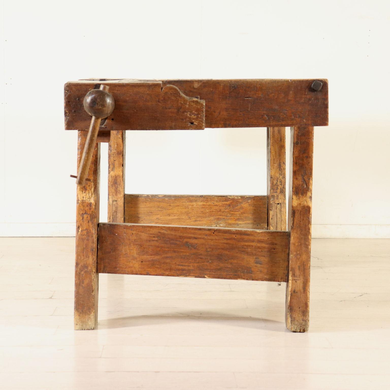 Tavolo da falegname tavoli antiquariato - Tavoli da falegname nuovi ...