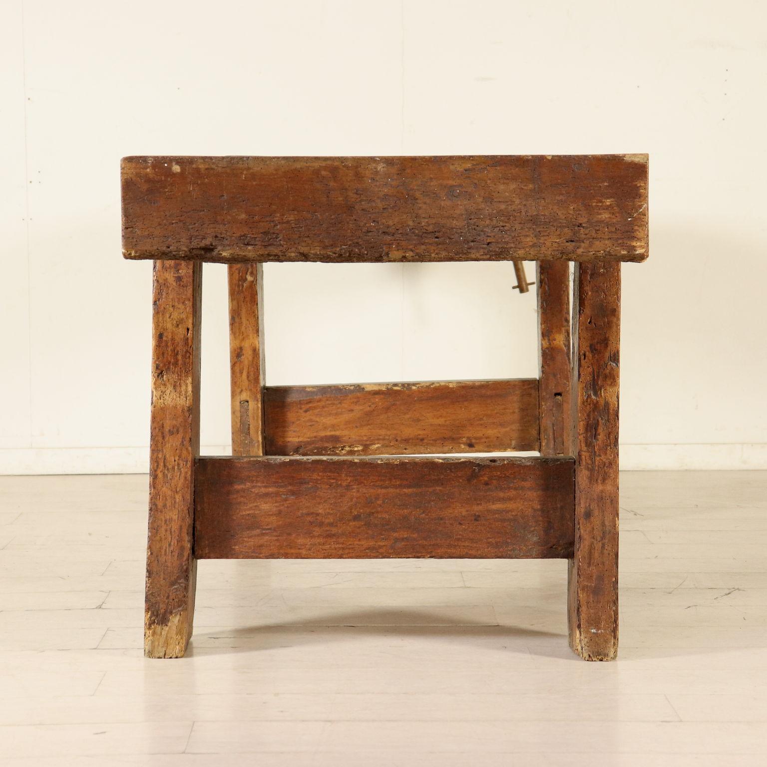 Tavolo da falegname tavoli antiquariato - Tavolo da falegname ...