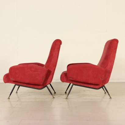 Armchairs In The Years 50-60
