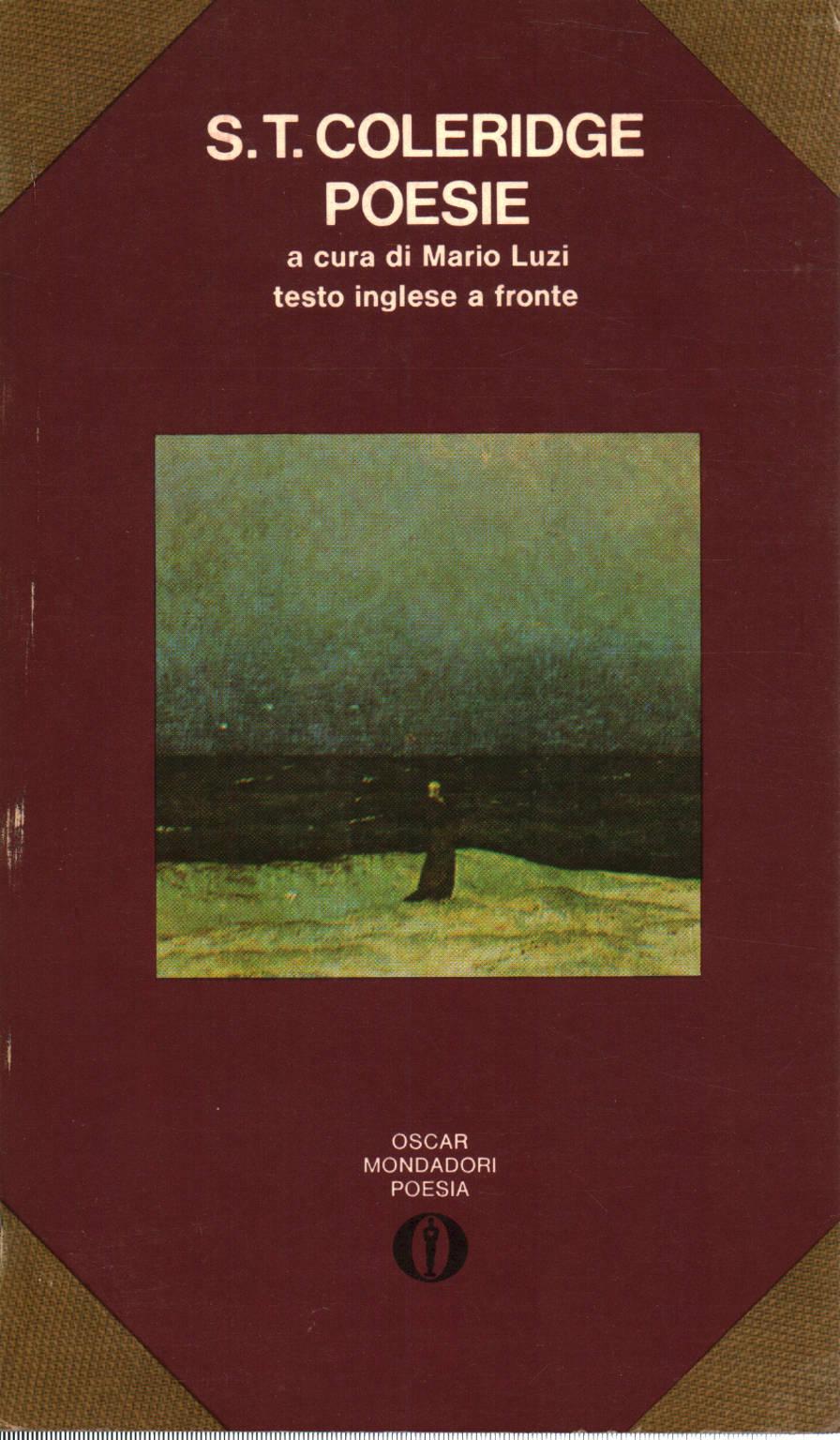 Wiersze I Proza Samuel Taylor Coleridge Poesia Straniera