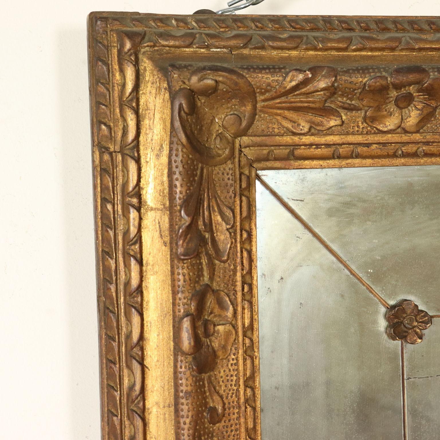 Specchiera in Stile Barocco - Mobili in stile - Bottega del 900 ...