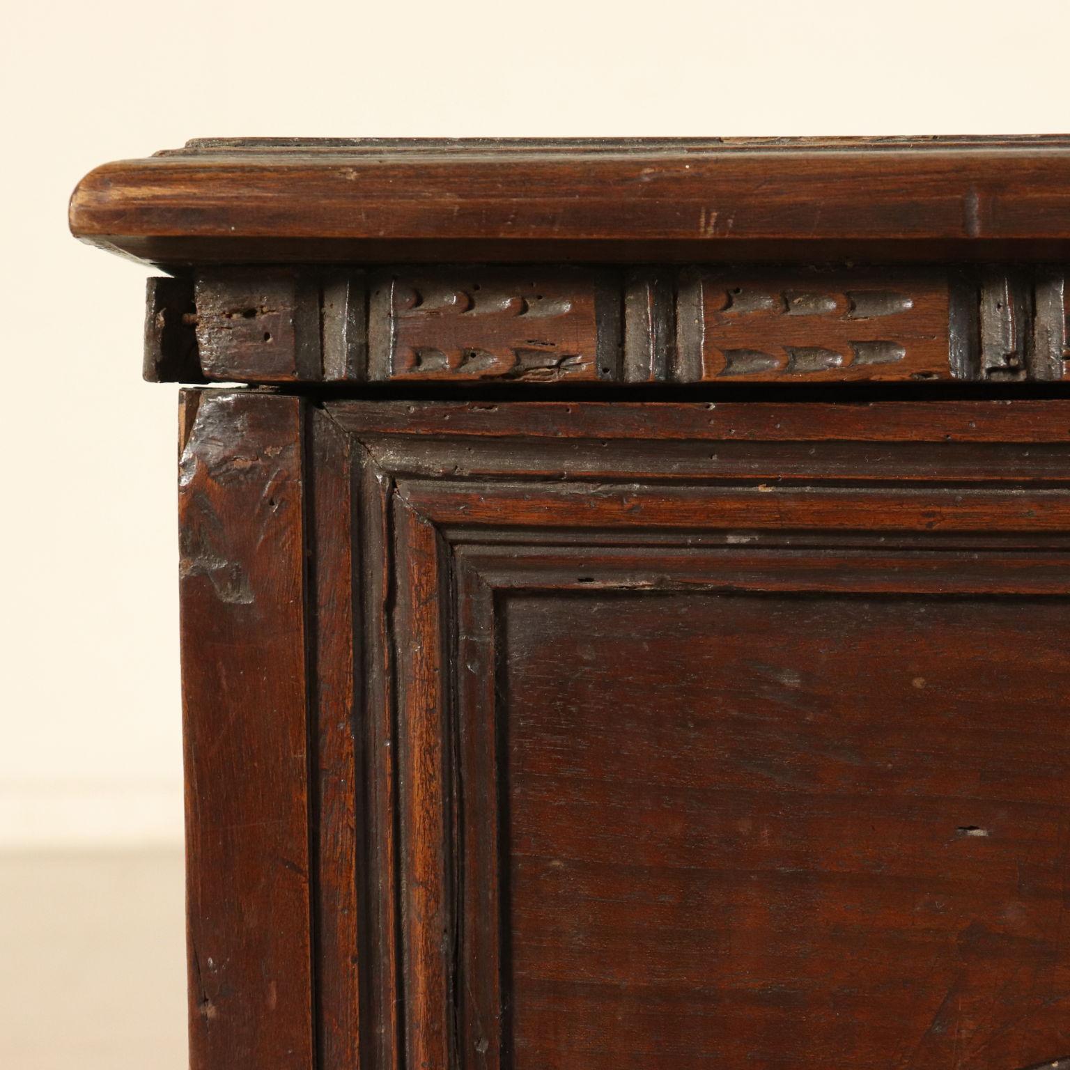 Cassapanca xviii secolo altri mobili antiquariato for Antiquariato mobili