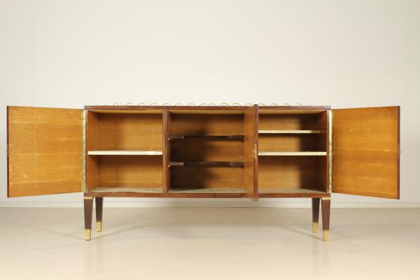 Credenza Modernariato : Credenza paolo buffa mobilio modernariato dimanoinmano