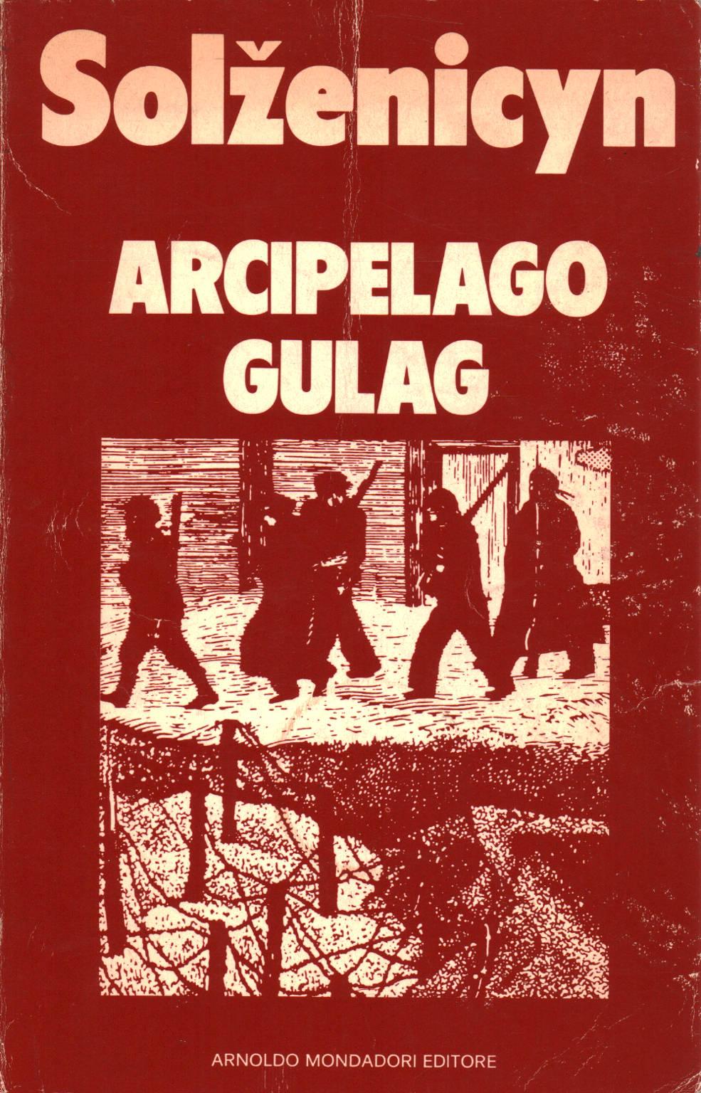 Arcipelago Gulag 1918-1956.