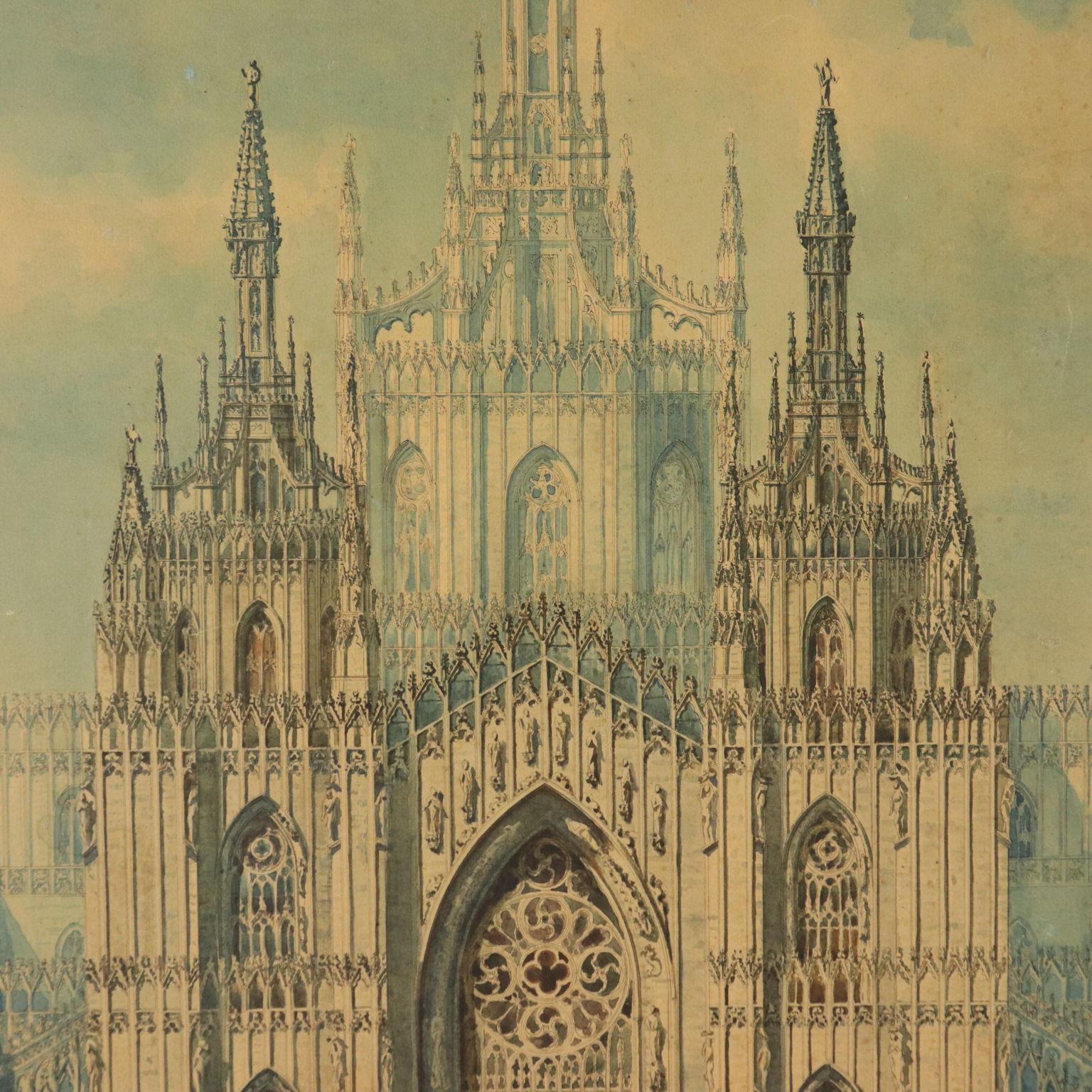 Mailand datiert