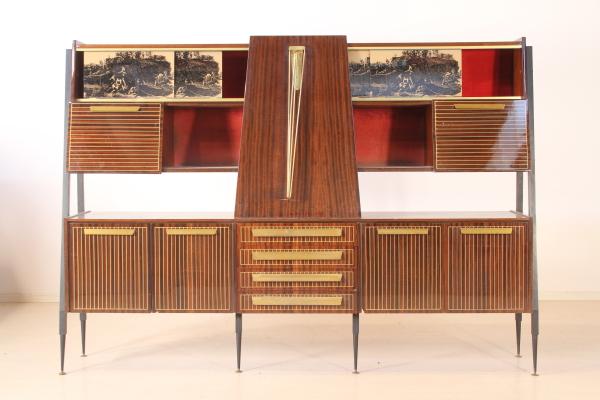 Credenza Modernariato : Credenza anni 50 60 mobilio modernariato dimanoinmano.it