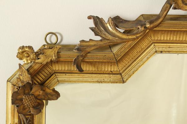 Specchiera liberty mobili in stile bottega del 900 - Stile liberty mobili ...