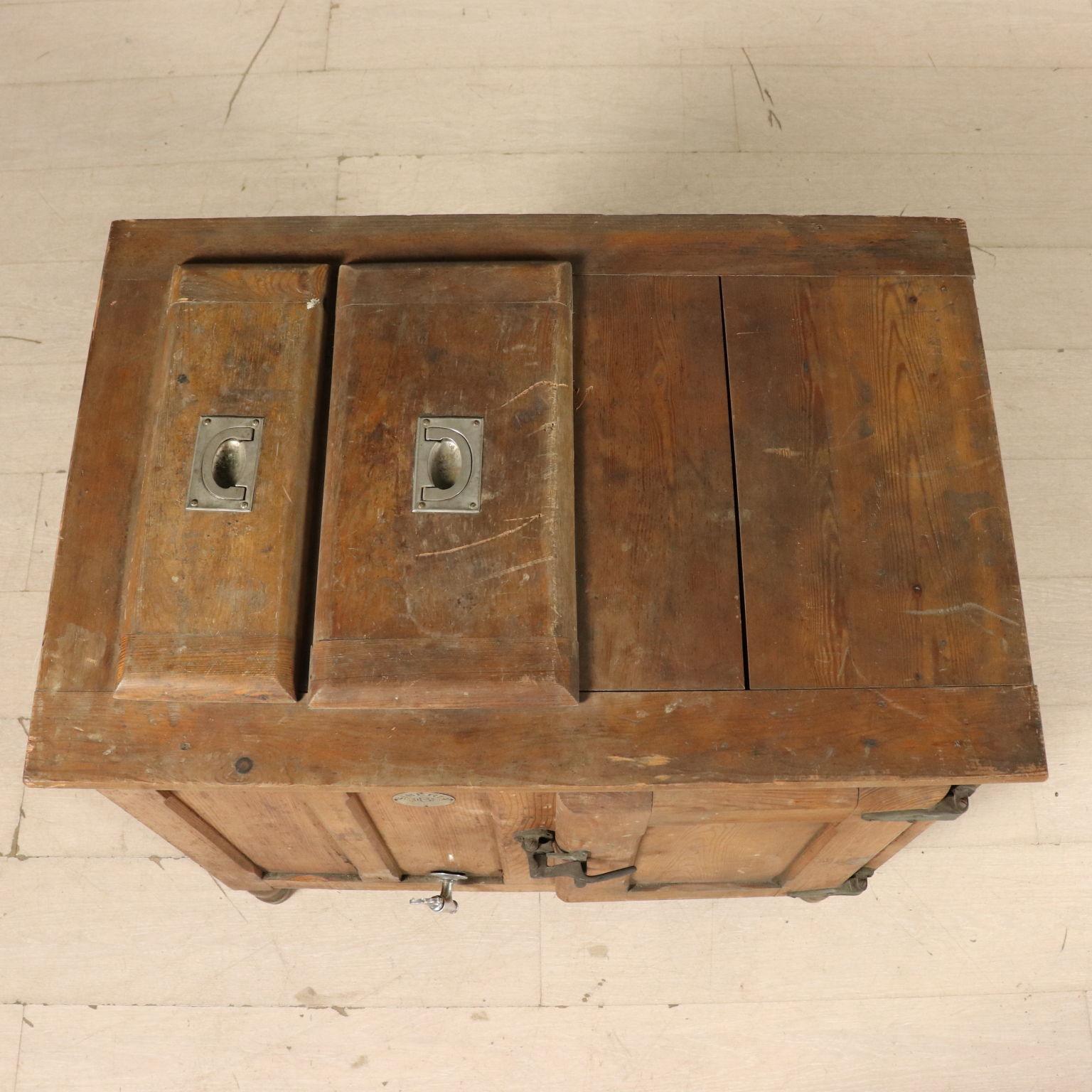 Ghiacciaia Siberia - Altri mobili - Antiquariato ...