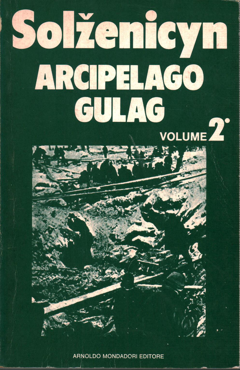 Arcipelago Gulag 2 1918-1956.