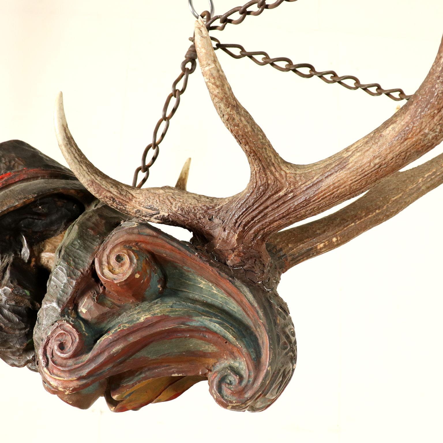 Luster tirolese oggettistica antiquariato for Oggettistica particolare