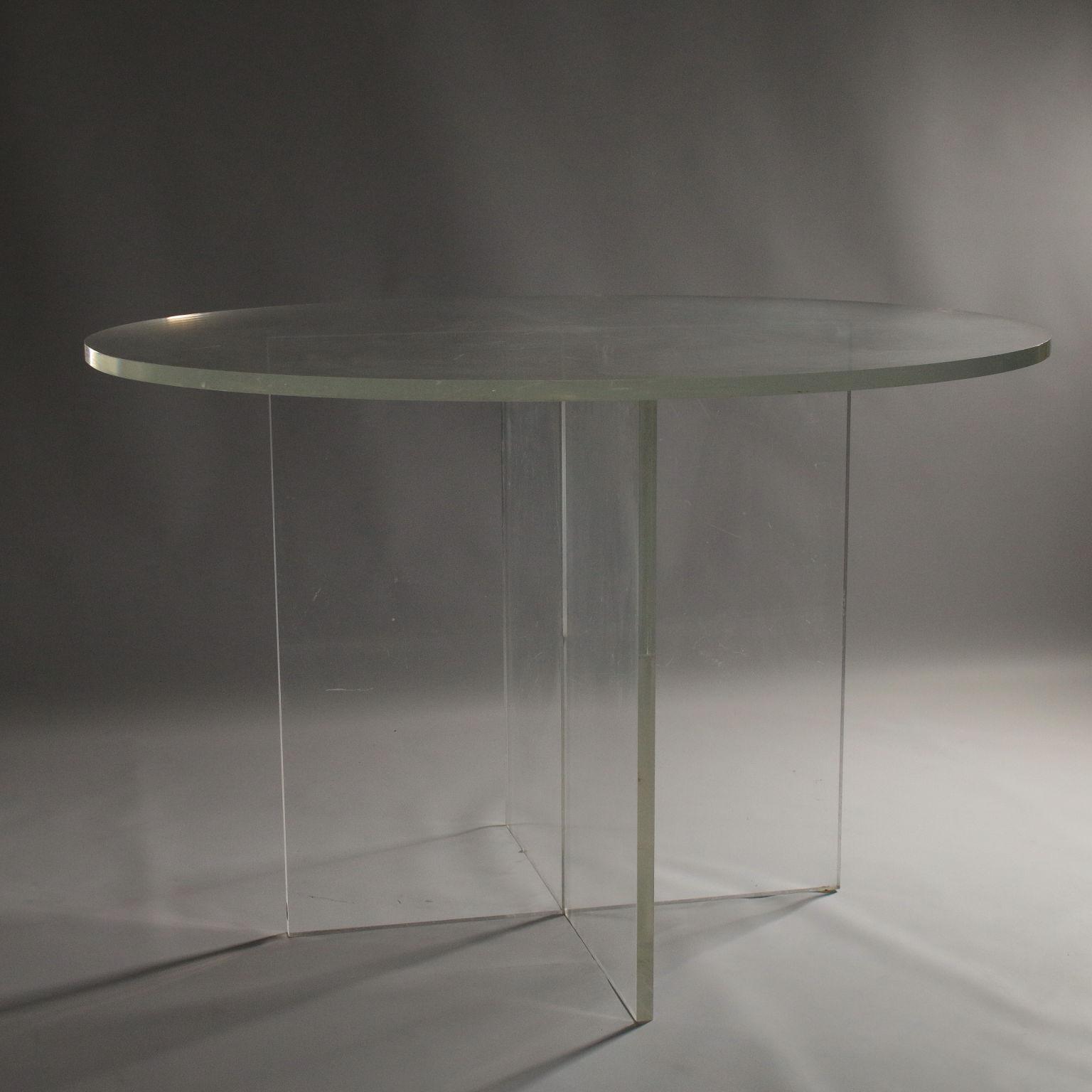 Tisch Plexiglas Tische Modernes Design Dimanoinmanoit