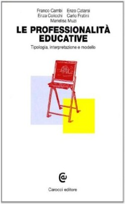 Le professionalità educative