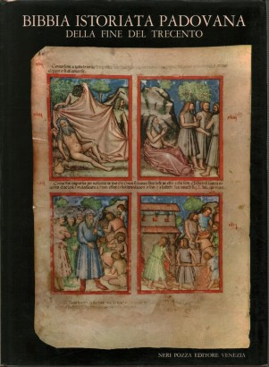The bible Istoriata Padovana the end of the Fourteenth century