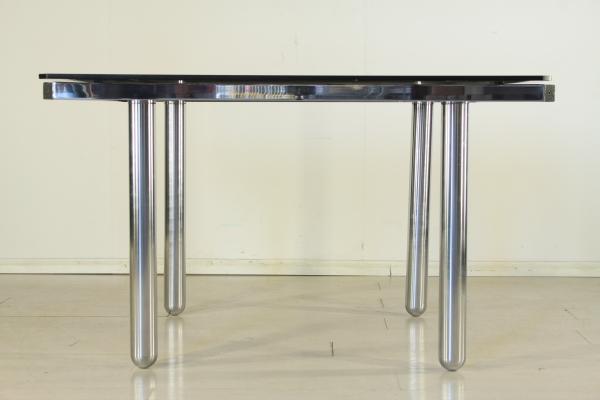 Tavolo anni 70 tavoli modernariato for Piani moderni in vetro