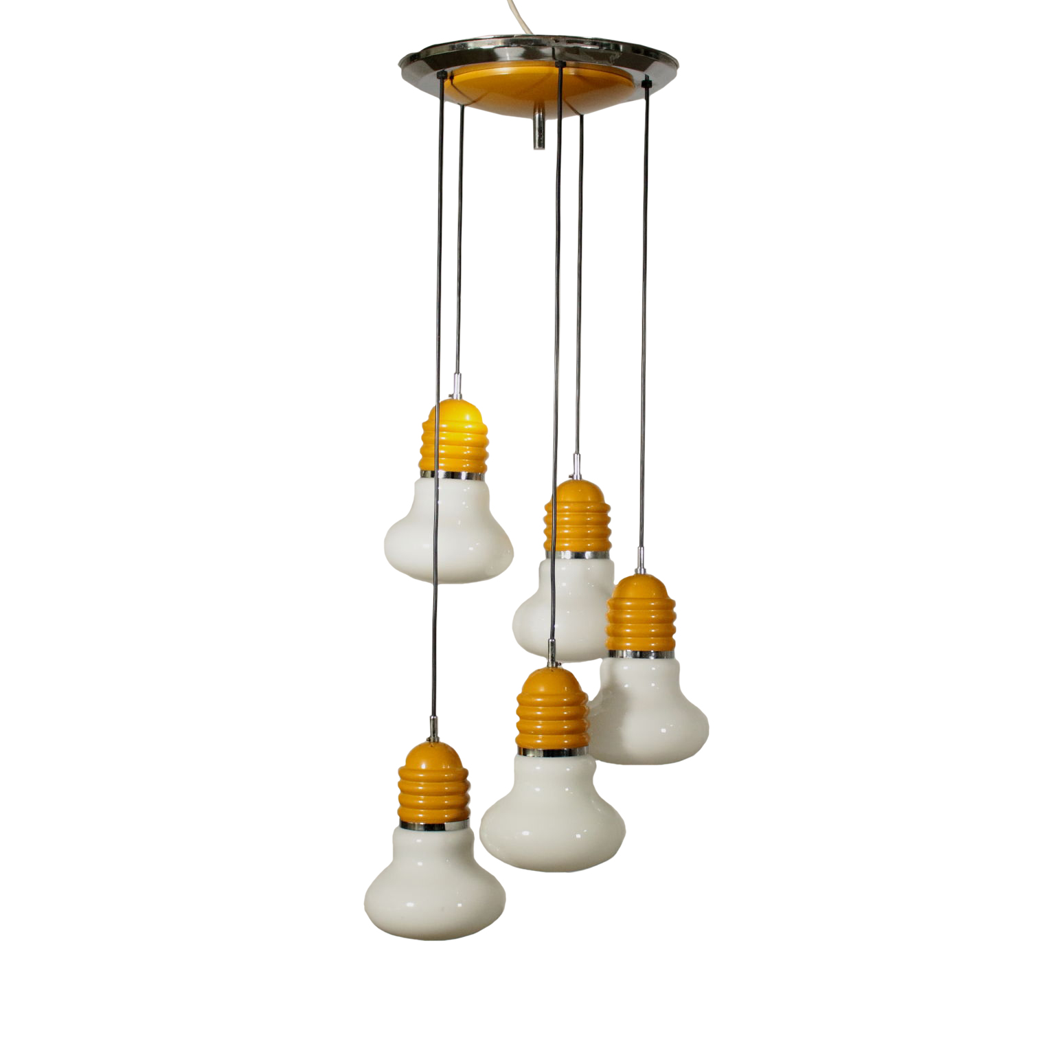 Lampe 60er Jahre Beleuchtung Moderne Dimanoinmano It