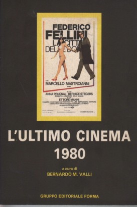 L'ultimo cinema 1980