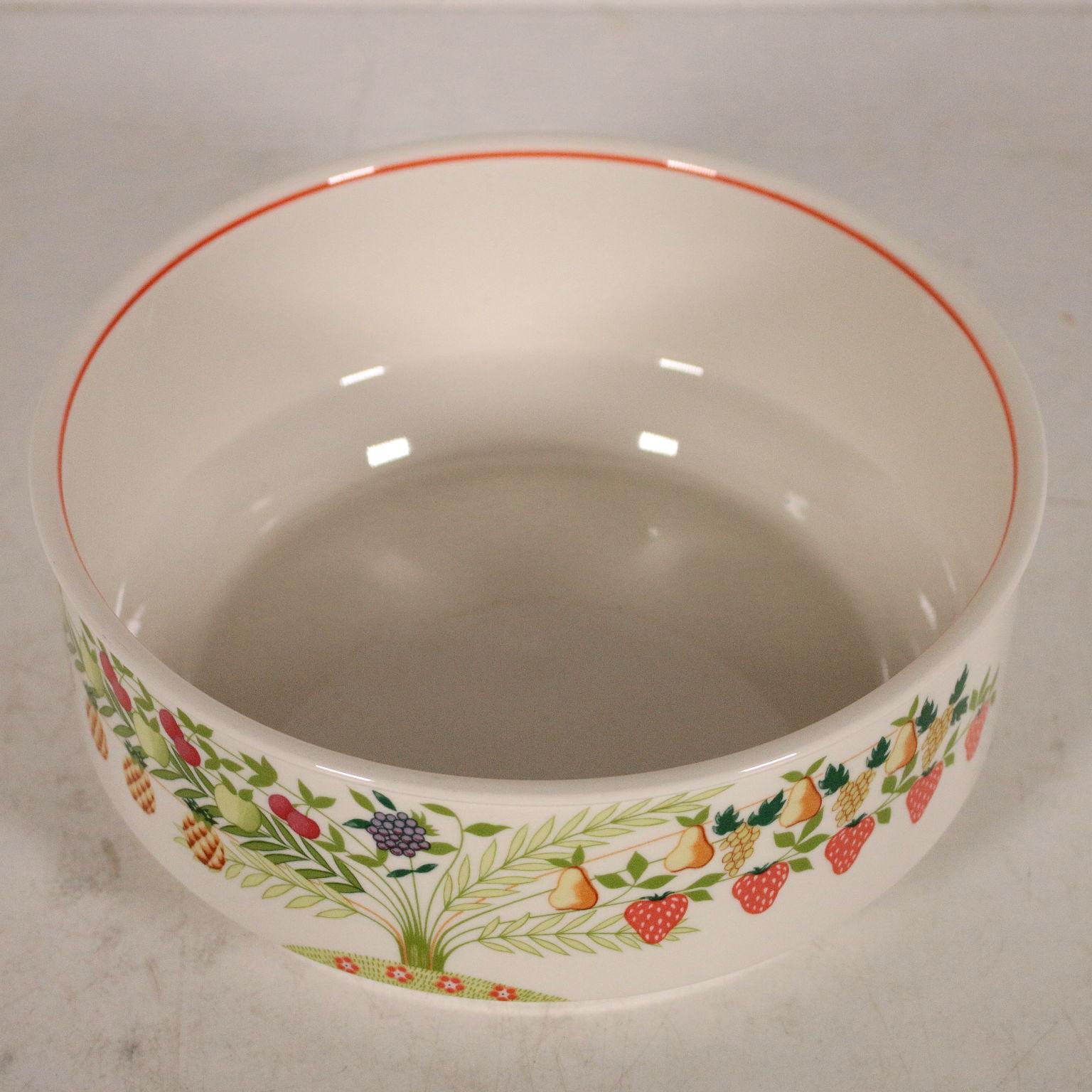 Villeroy E Boch Piatti.Porcelain Dinner Set By Villeroy Boch Germany 20th Century