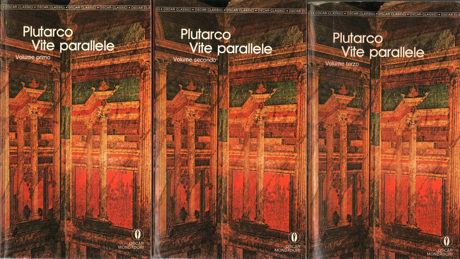 Parallel lives (3 Volumes), s.a.