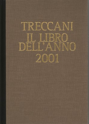 Treccani. The book of the year 2001
