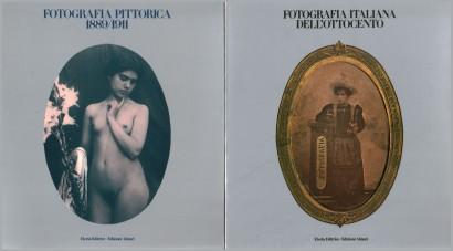 Italian photography of the nineteenth century. Pictorial photography 1889/1911 (2 Volumes)