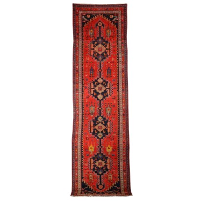 Wool and Cotton Malayer Carpet Iran