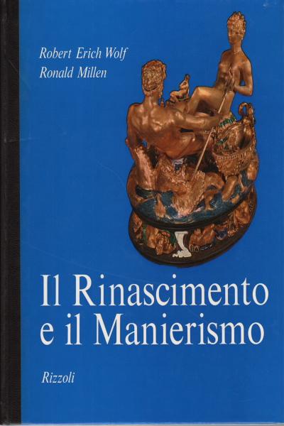 the rennaissance and mannerism