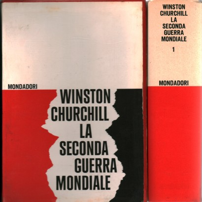 La seconda guerra mondiale (6 volumi)