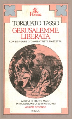 La Gerusalemme liberata. Le second Volume