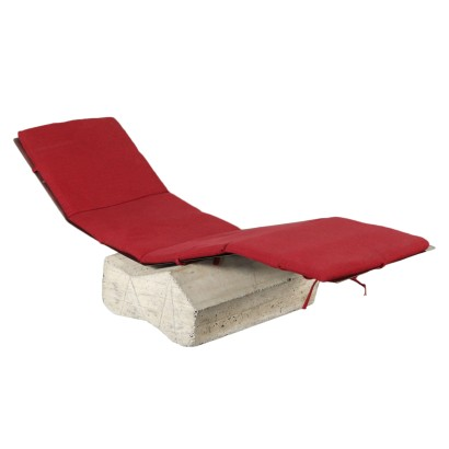 Poltrone Chaise Longue Design.Chaise Longue Diapason Vintage Design Italy 1970s 1980s
