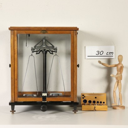 Analytical Balance Officine Galileo Sartorius Milan Italy 20th Century