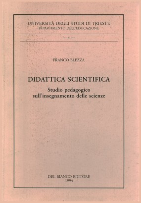 Didattica scientifica