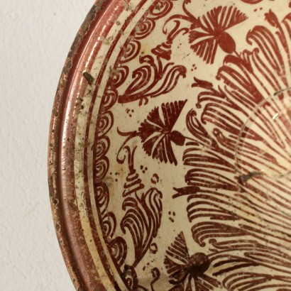 Manises Majolica Plate Spain Early 18th Century