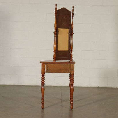 Corner Dressing Table with Mirror Maple Northern Europe 19th Century