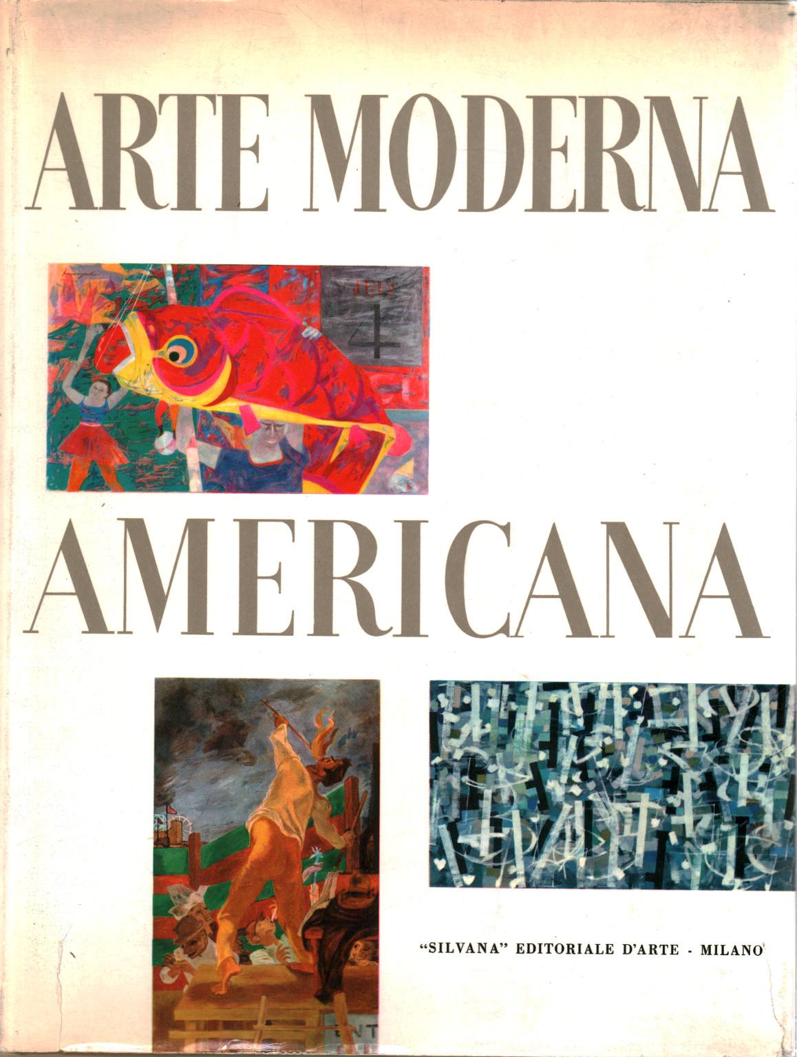 Pittura Moderna Americana.Arte Moderna Americana