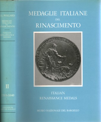 Medalhas do renascimento italiano. No Museu Nacional do Barghello. Vol.II 1513-1640