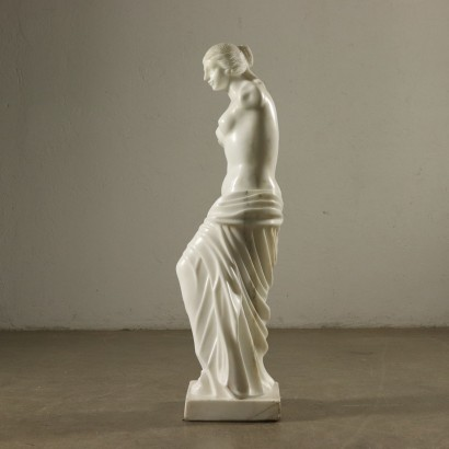 Marble Sculpture Venus de Milo Copy 20th Century
