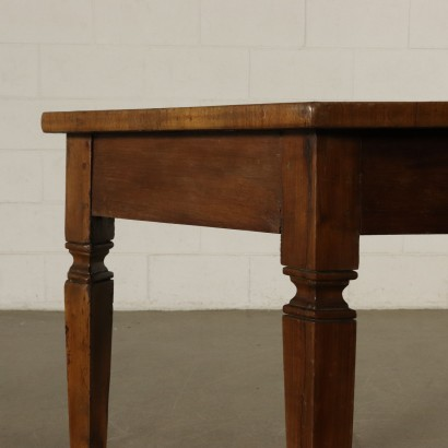 Neoclassical Console Table Walnut Italy 18th Century