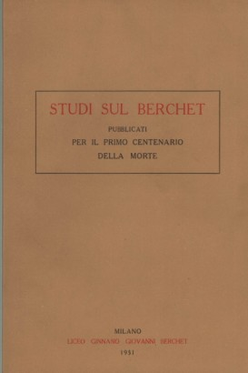 Studies on the Berchet