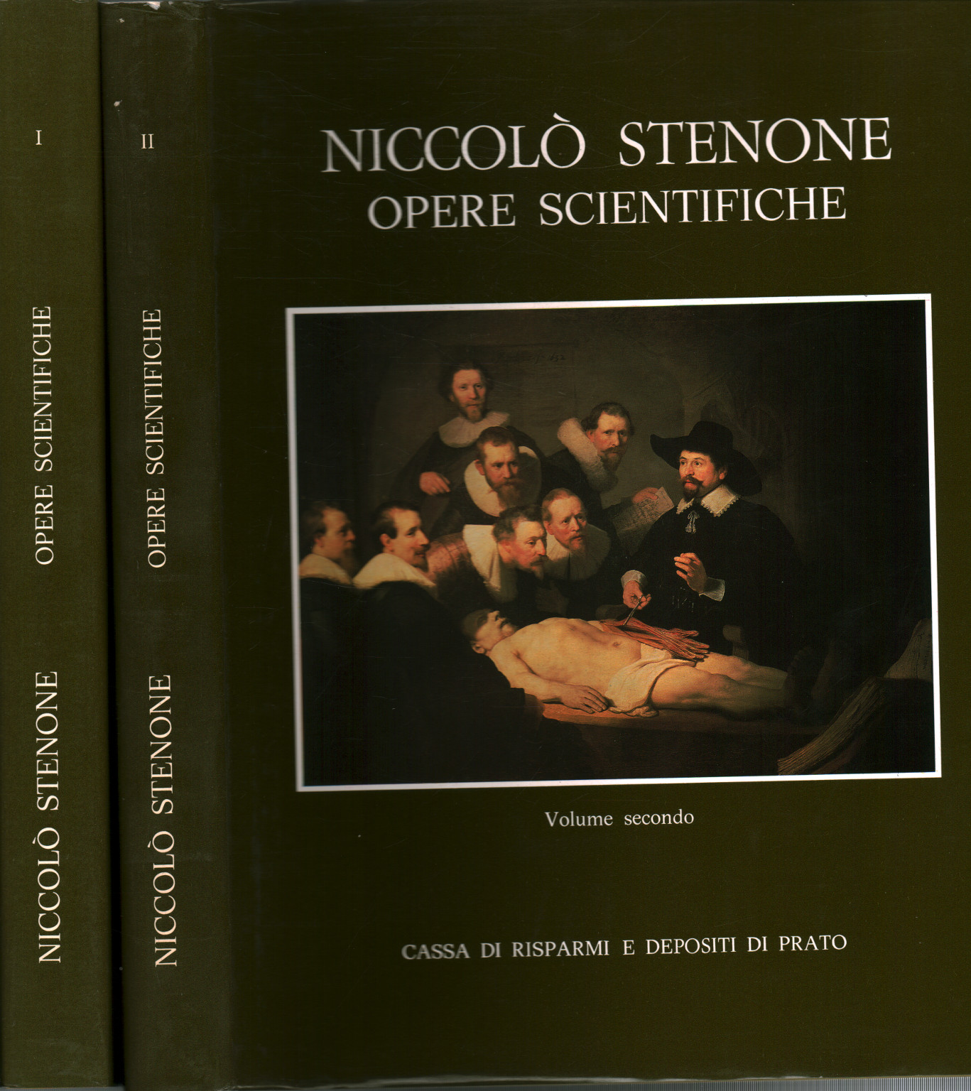 Niccolò Stenone. Opere scientifiche (2 Volumi), s.a.