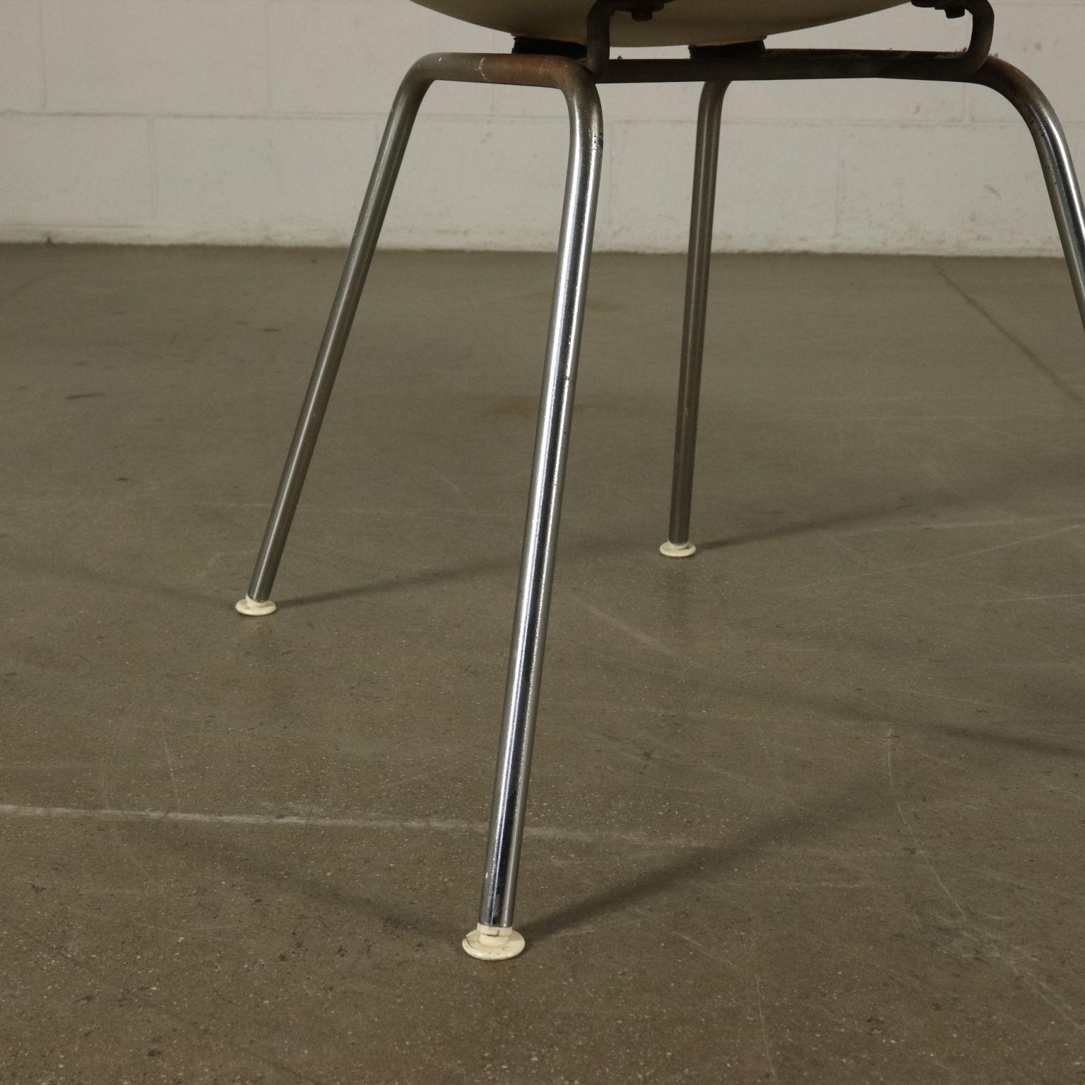 Ar Metal Sedie.Sedie Charles E Ray Eames