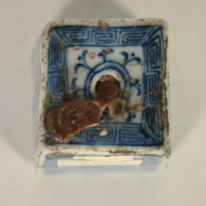 Porcelain Weight for Writing Scrolls China 19th Century