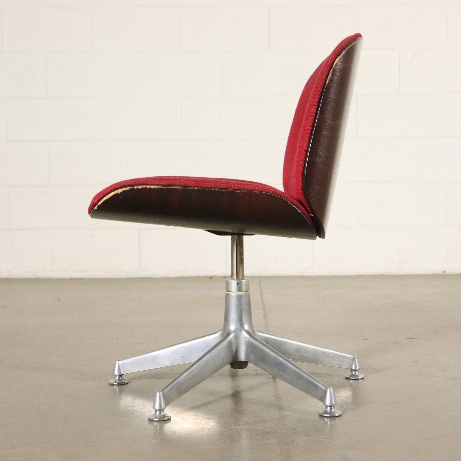 Sedia ico parisi sedie modernariato for Sedia particolare