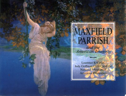 Maxfield Parrish and the American Имажинистами