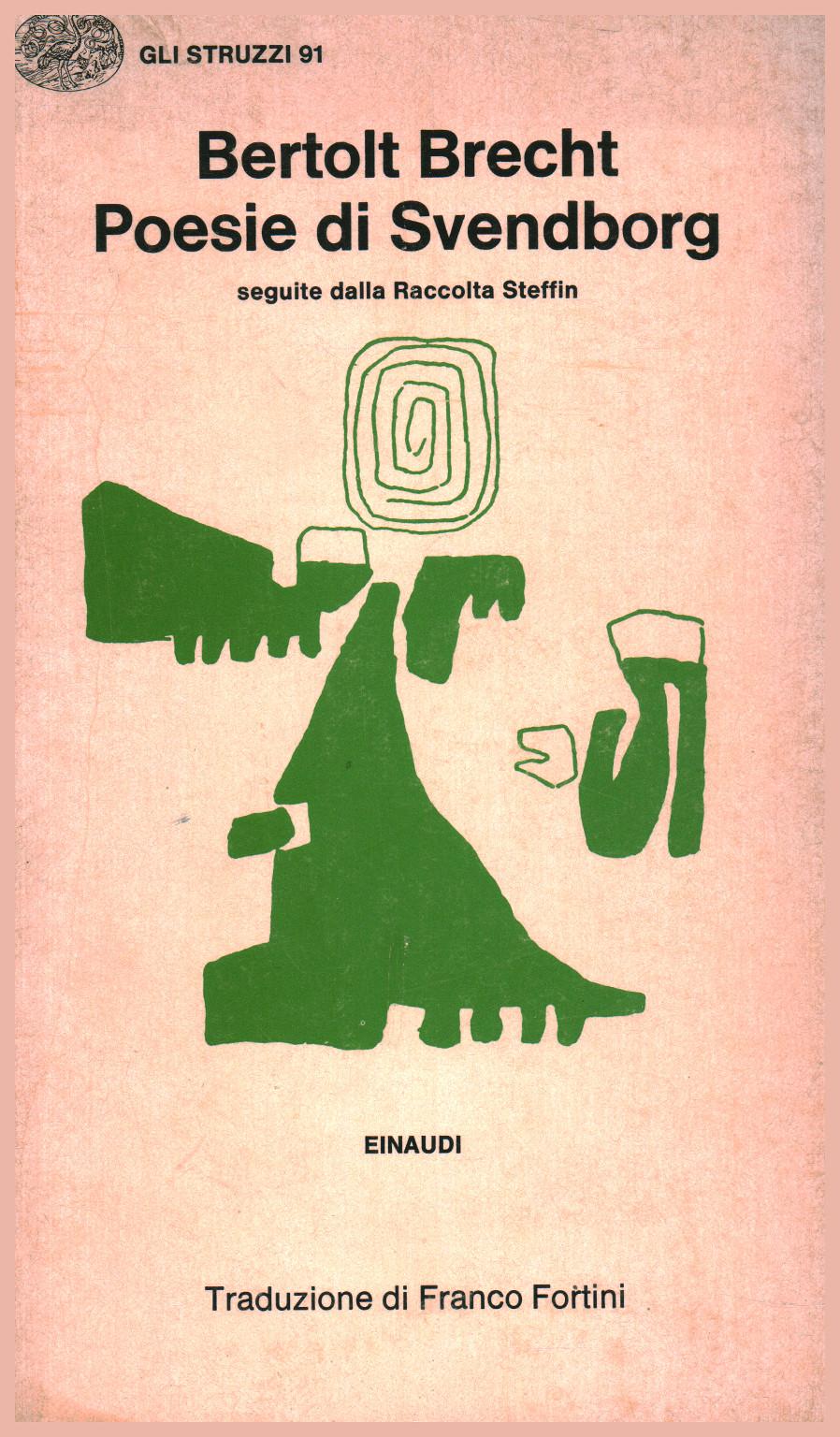 Gedichte Von Svendborg Bertolt Brecht Poesia Straniera